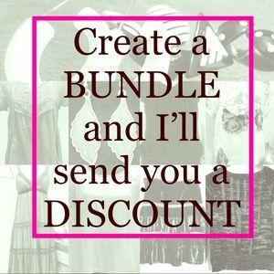 Create a Bundle for More Savings!